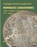 Catalogue Charlton Volume Un 2021 - 74e Édition - Monnaie de circulation