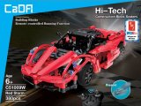 Amt Brick Kit:  Red Storm RC 380pcs - Anglais