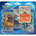 2016 Pokémon XY12 Evolutions - 3 Packs Blister