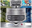 2016 - Pokémon Battle Arena Decks - Keldeo vs Rayquaza
