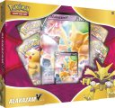 2021 Pokemon Alakazam V Box