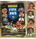 2017 Panini FIFA 365 - Stickers - Album