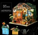 DIY House - Cathy'y Green House (Miniature à Construire)
