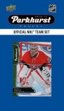2016/17 UD Parkhurst Hockey Official Montreal Canadien Team Set